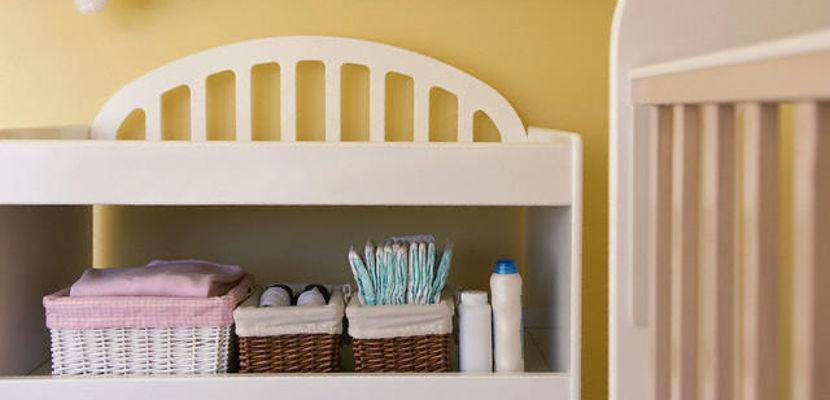 Consejos para limpiar e higienizar la habitación del bebé
