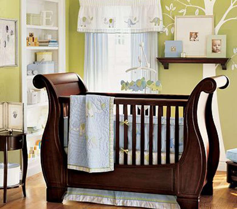 Decoración Feng Shui para la habitación del bebé