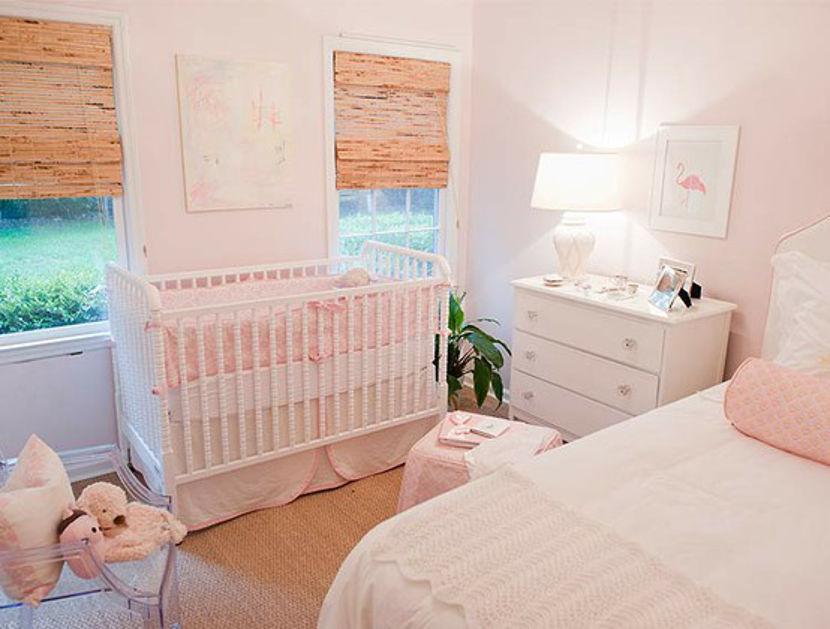 Dormir con el beb consejos e ideas para un dormitorio for Color del dormitorio de los padres