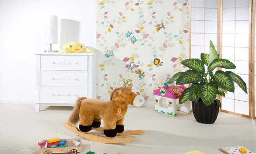Papel pintado magnético: Ideas para estimular a los pequeños de la casa
