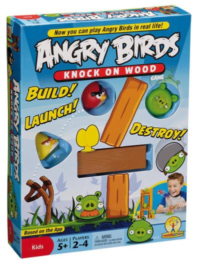 Juego de angry birds para niños
