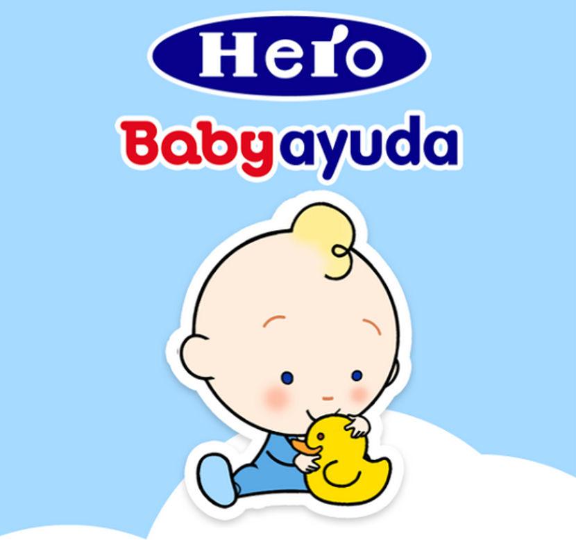 ¡App, App, Hurra!, una aplicación de Hero Baby para ayudarte con el cuidado del bebé