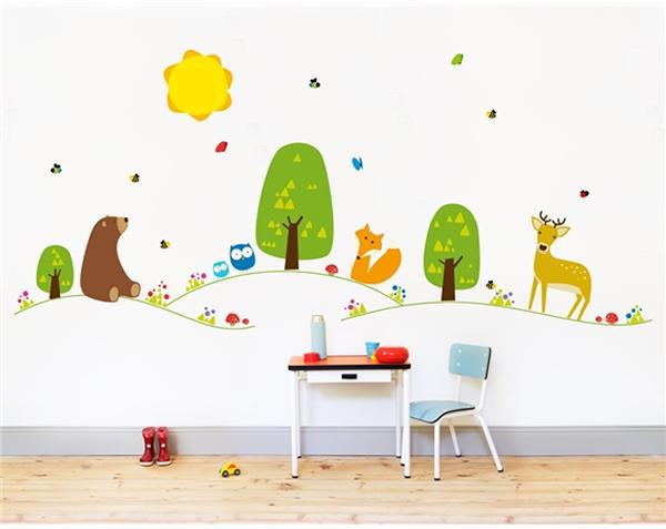 Crea tu propia historia con los vinilos decorativos de Bumoon