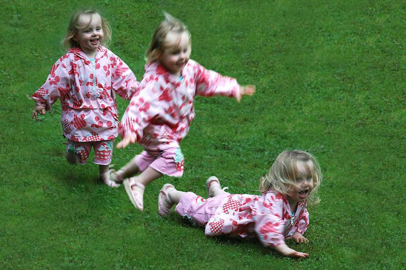 Juegos de motricidad gruesa para niños en edad preescolar