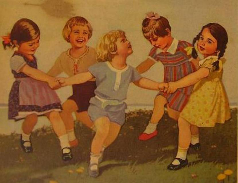 Juegos de toda la vida para mejorar la psicomotricidad y los movimientos de los niños