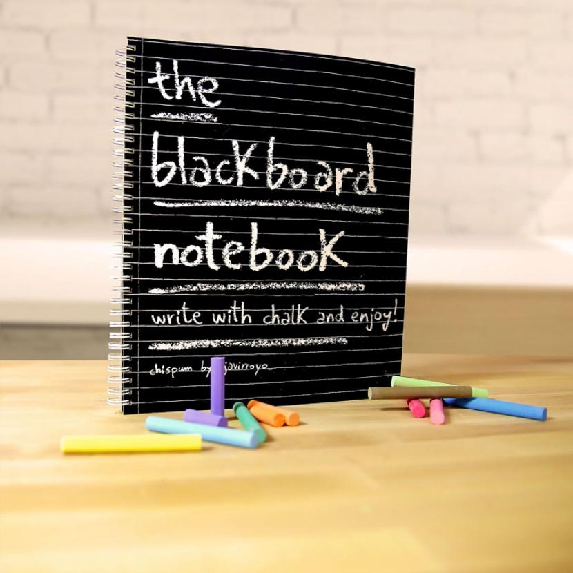 Cuaderno pizarra