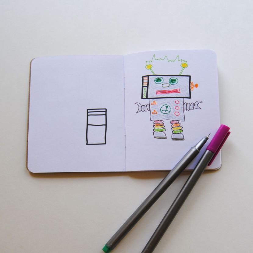 Cuadernos doodle