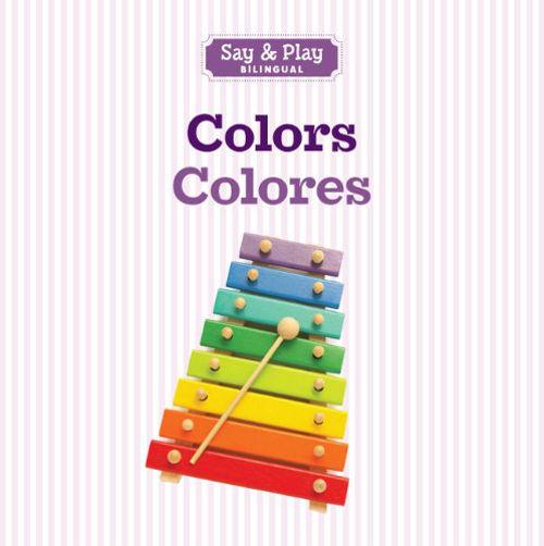 Algunos libros para que los bebés puedan aprender los colores - Colors-Colores