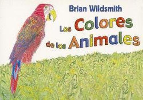 Algunos libros para que los bebés puedan aprender los colores (y jugar con ellos) - Los colores de los animales