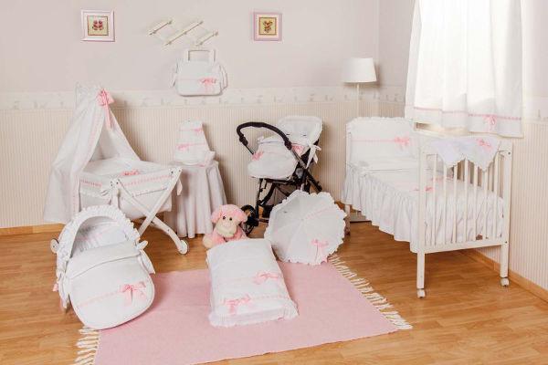 Mi pequeño tesoro - Canastillas de Creaciones Alves, elegancia y estilo para tu bebé
