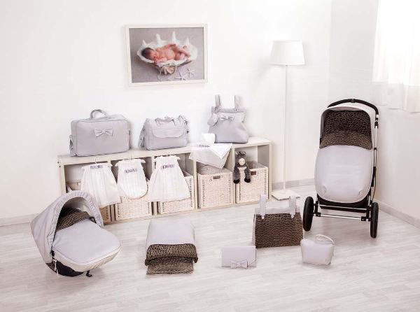 Palacio de diamantes - Canastillas de Creaciones Alves, elegancia y estilo para tu bebé