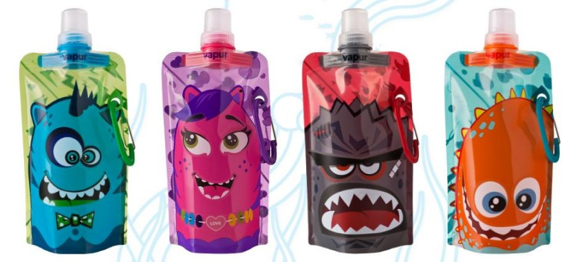 Botellas de agua Vapur