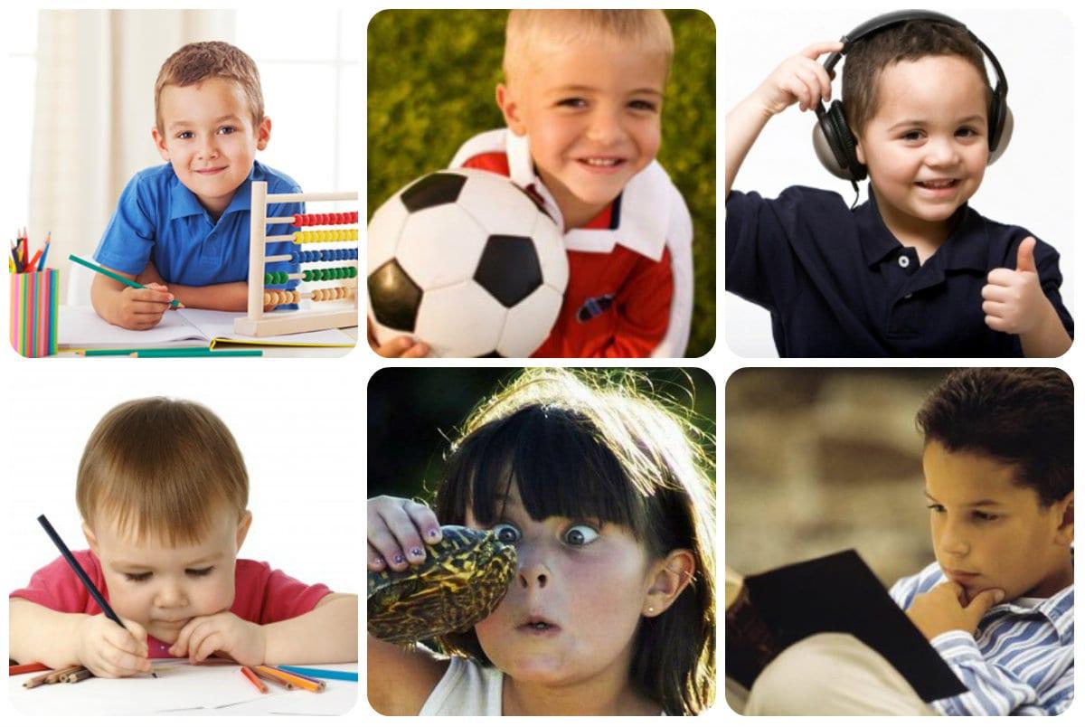 tiempo libre en los niños