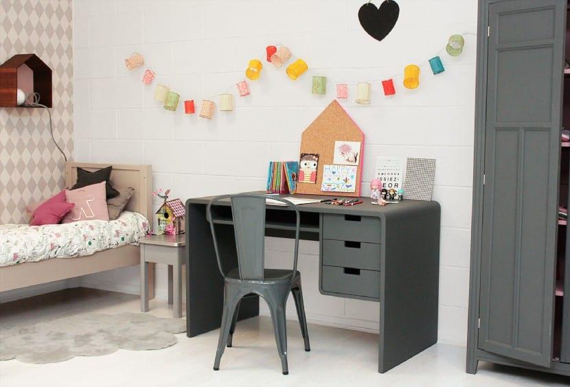 Ideas para decorar la habitación de estudio