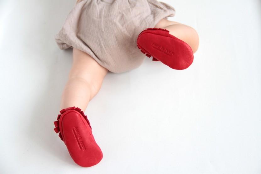 Mocasines para bebés