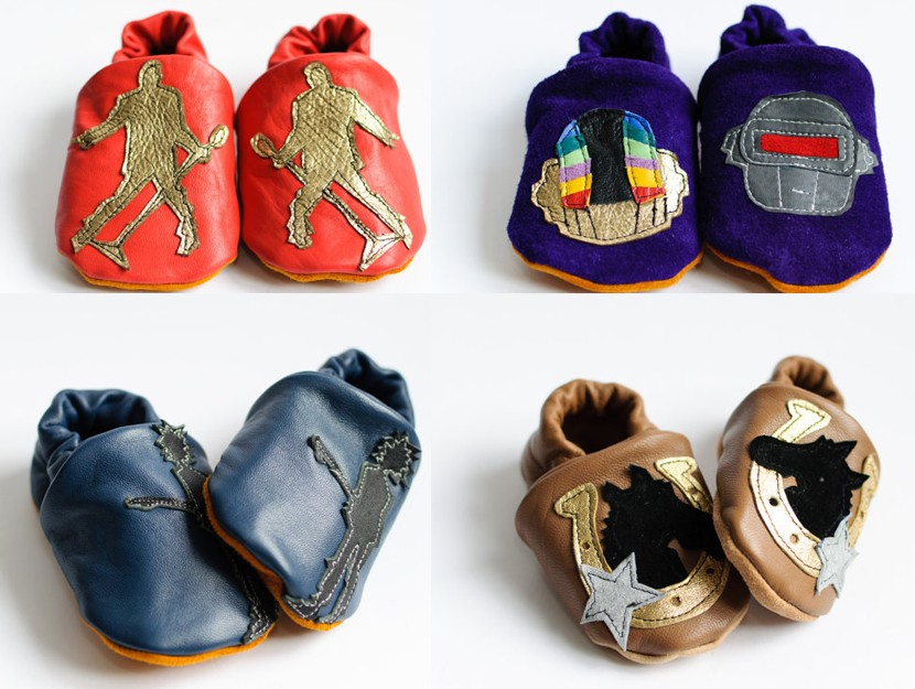 Zapatos Mrs. Bojingles