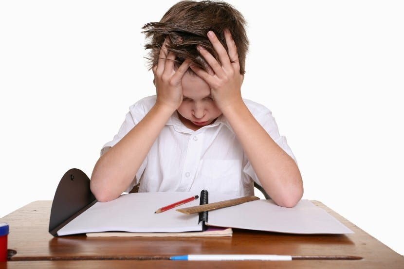 Niños hiperactivos en las aulas