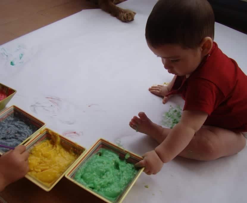 pintura comestible