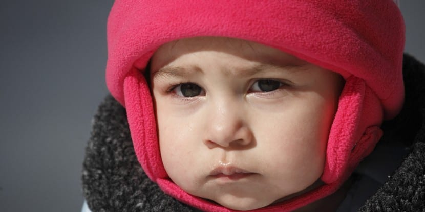 Proteger a los niños contra el frío otoñal