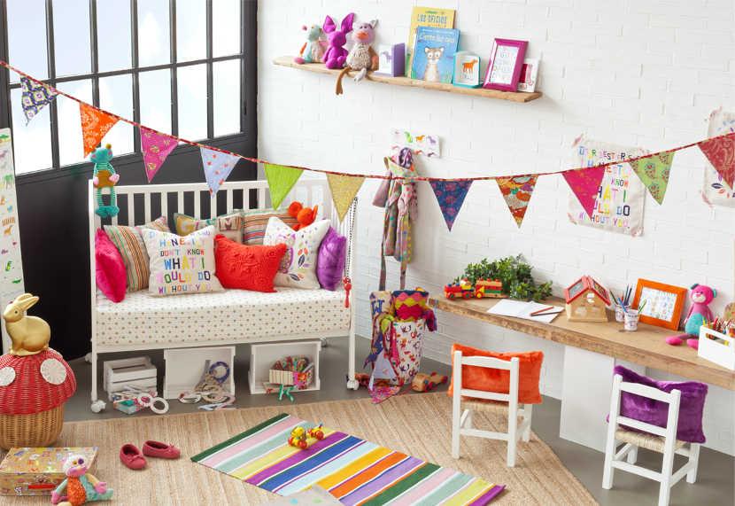 Catálogo otoño-invierno 2014-2015 de Zara Home Kids