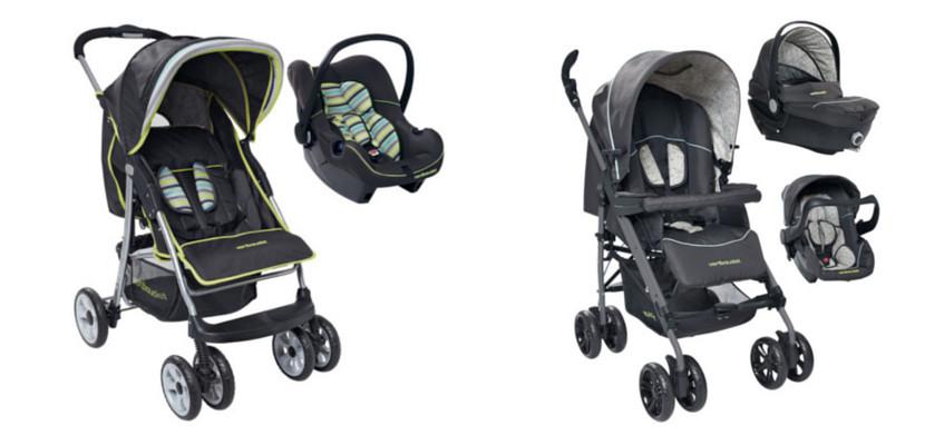 Conjuntos combinados y sillas de paseo de Vertbaudet, de 0 a 36 meses