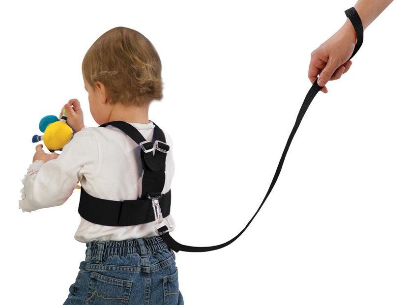 Correas con arnés para niños