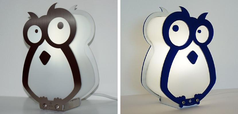 Lámparas infantiles de Quiméric 01