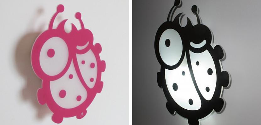 Lámparas infantiles de Quiméric 03