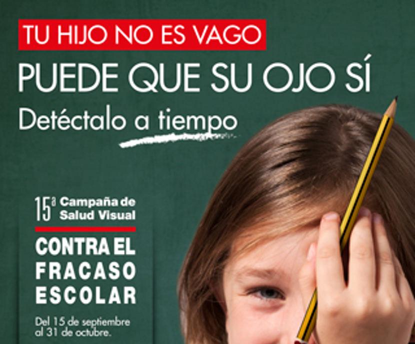 La Fundación Alain Afflelou conciencia sobre la salud visual infantil