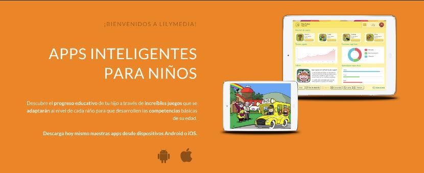 La app 'Lily y los Animales' ayuda a potenciar el aprendizaje infantil