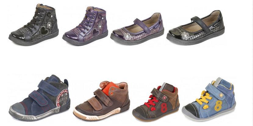 Nueva colección de zapatos para niños Garvalin para la temporada Otoño-Invierno 2014/2015