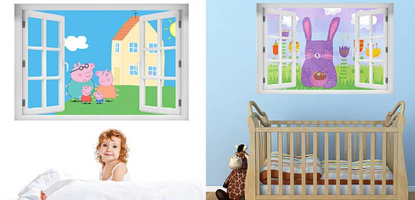 Regalos Decor presenta nueva línea de vinilos infantiles