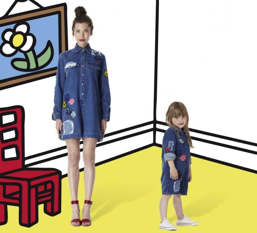 Colección infantil-mujer