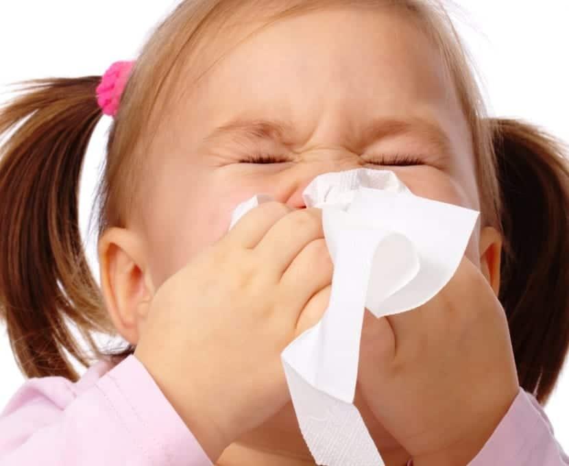 evitar resfriado infantil