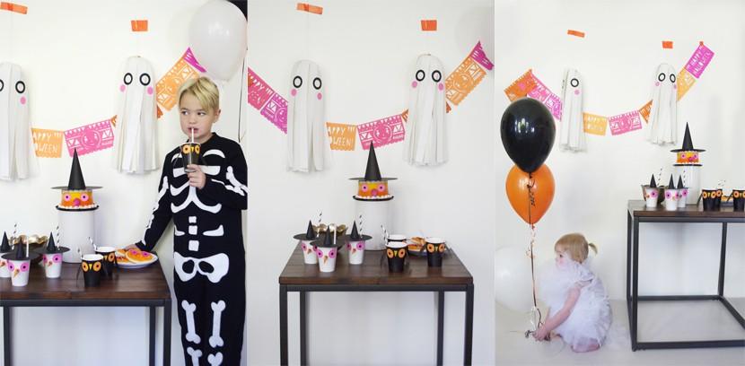Ideas para la fiesta infantil de halloween - Ideas para fiesta de halloween ...