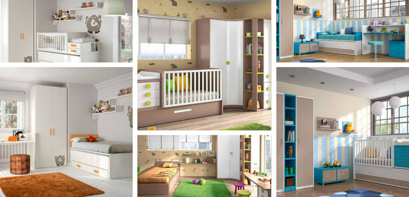 3 ideas de decoraci n para habitaciones infantiles for Ideas decoracion habitaciones bebes
