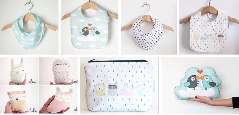 Papilla de Fruta: Nueva colección 2014-2015 de baberos y otros productos para bebés