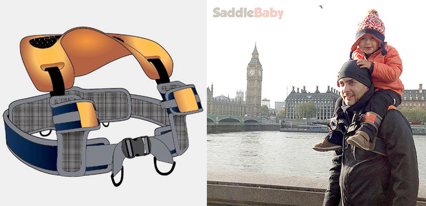 Saddlebaby