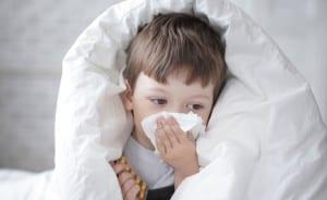 Enfermedades frecuentes en invierno