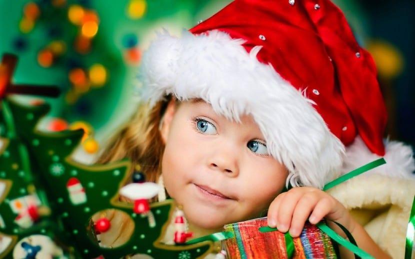 Fichas de colorear para Navidad