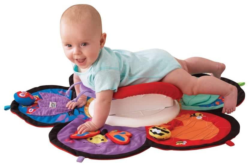 Juegos para la estimulación del bebé