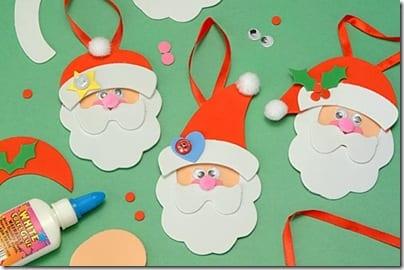 Manualidades de navidad para ni os - Tarjetas de navidad manuales ...