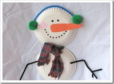 Manualidades de navidad para nios