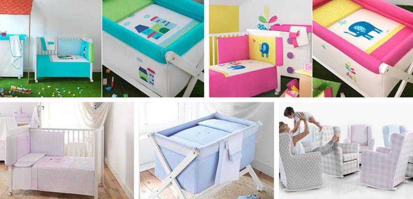 Catálogo Cambrass Otoño 2014: Novedades en canastillas y mobiliario infantil