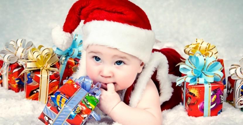 Regalo de navidad para bebés