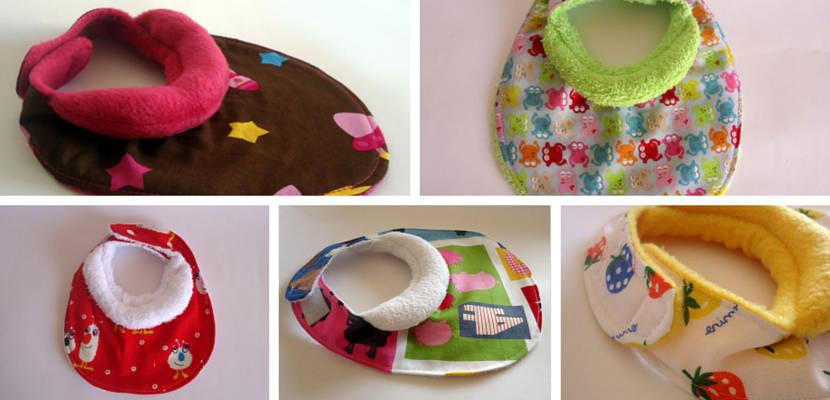 Baberos Chocolat Kids, diseñados para proteger al bebé de humedades