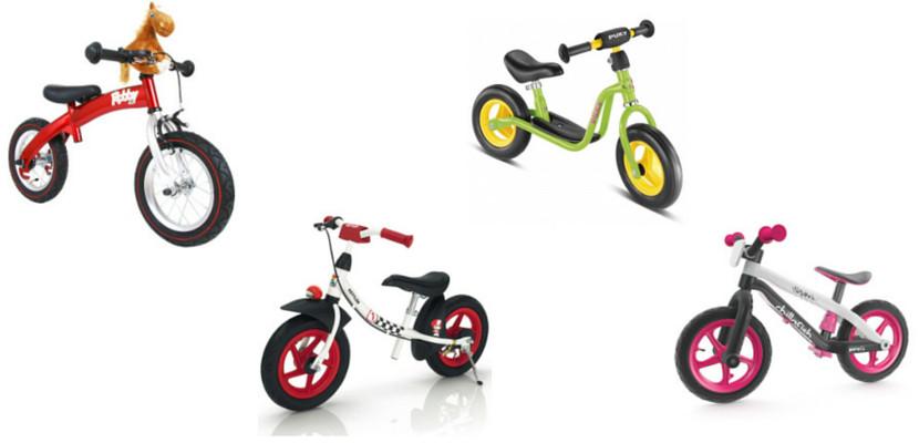 Bicicletas sin pedales, una gran idea para regalar todo el año