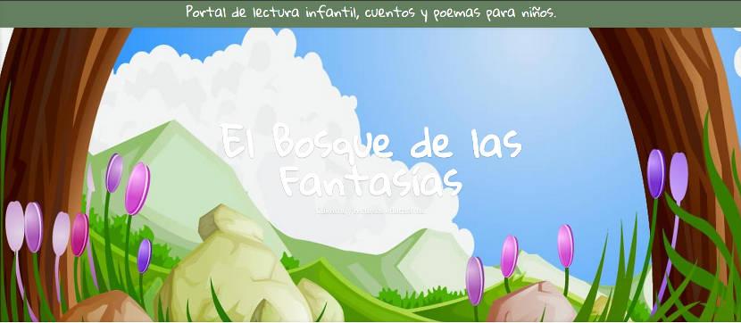 Cuentos y poemas infantiles gratis en 'El Bosque de las Fantasías'