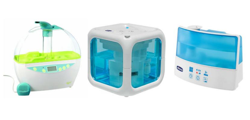 Humidificadores de vapor frío por ultrasonidos para la habitación del bebé