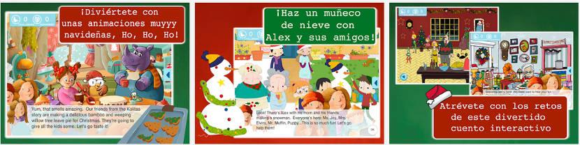 'Pedacitos de Navidad', una app infantil para descubrir la magia navideña